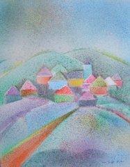 1995-Kleines-Dorf-30x37.jpg
